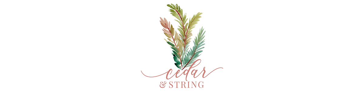 Cedar & String
